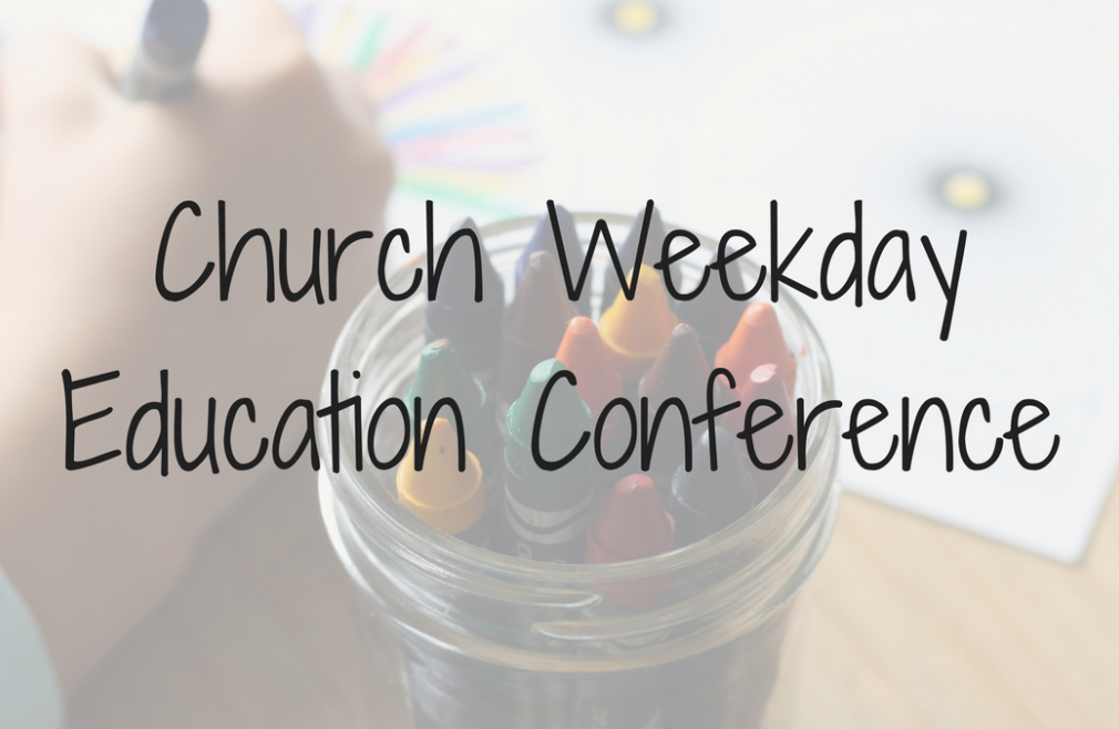 Church Weekday Education Conference
